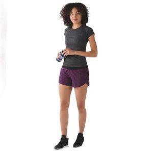 Lululemon Women's Tracker Shorts Size 6